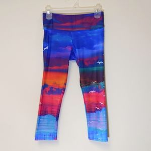Onzie White Sands Sunset Legging Small/Medium